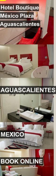 Hotel Boutique México Plaza Aguascalientes in Aguascalientes, Mexico. For more information, photos, reviews and best prices please follow the link. #Mexico #Aguascalientes #travel #vacation #hotel