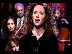Jean Louisa Kelly singing Someone to Watch Over Me, which she performed in Mr. Holland's Opus. By far the most beautiful version of this song.