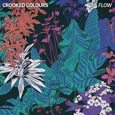 #housemusic Flow: After a significant 18 month hiatus, live electronic trio Crooked Colours return with their first single, 'Flow', from…