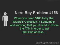 Nerd Boy Problem #158