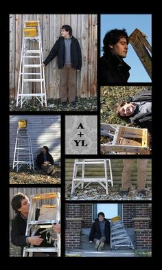 Man mocks engagement pictures! I'm sorry, but this is too funny!