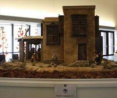Asociación de Belenistas de Pamplona - 2011 Exposición en BALUARTE