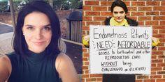 """""""Endometriosis is ge"""