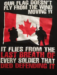 Only since 1965 when this flag was adopted. Before then our flag was the Red Ensign. Canadian Things, I Am Canadian, Canadian History, Canadian Facts, Military Quotes, Military Humor, Military Retirement, Military Dogs, Canada Day