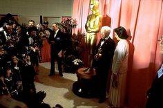 """""""Academy Awards: 44th Annual,"""" Charlie Chaplin, 1972."""