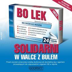 BO LEK - Nie chcem ale muszem #BOLEK #nie #chcem #muszem #Wałęsa #Solidarni #BUL Memes, Ale, Pictures, Gift, Jokes, Photos, Meme, Ale Beer, Gifts