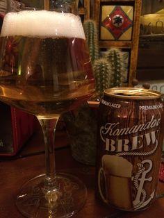 Komandor Brew Premium Lager