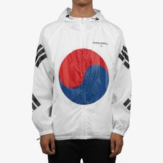 South Korea Windbreaker