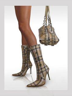 fashion shoes by nask0.deviantart.com on @deviantART