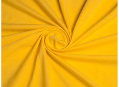 Strechjersey 372 sonnengelb 165g 160cm breit