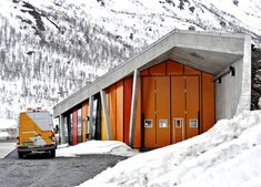Gallery of Gullesfjord Weight Control Station / JVA - 8