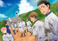 Daiya no Ace | Ace of Diamond | Путь аса