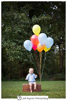 One Year Old Birthday | Cake Smash | Greenville Photographer