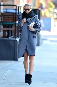 I want to have a grey life like Karolina Kurkova