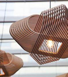 Het Lichtlab   Design verlichtingNo.39 hanglamp Ovals by A-lex   Het Lichtlab #LampDecoration