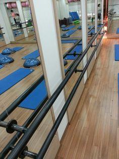Bar pilates