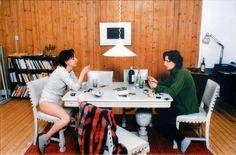 Image result for vibeke tandberg living together Living Together, Conference Room, Desk, Live, Table, Image, Furniture, Home Decor, Desktop