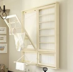laundry room designs | Laundry room drying rack ergonomist design » Laundry room draying ...