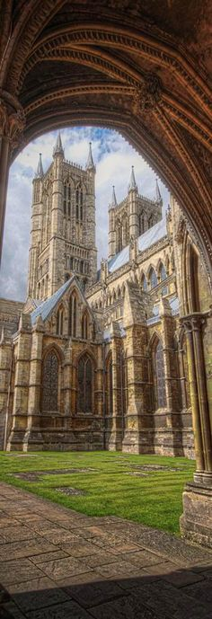 Lincoln Cathedral, Lincoln, England, UK