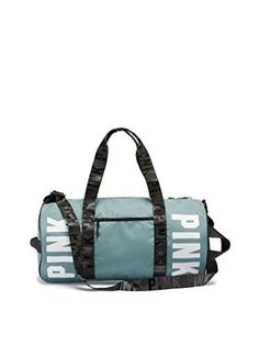 """Size: 20""""L x 10""""W x 10""""H Top Zipper & Long Adjustable Strap Front Zipper Pocket Two Handle Straps that Snap Together"""