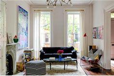 ビースティ・ボーイズ、マイクDの夢がつまったタウンハウス in ブルックリン | roomie(ルーミー)