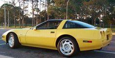 C4 Corvette Wheel list