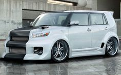The Scion xB and the tC: a History of the First Two Scions