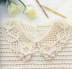 collection crochet collars | make handmade, crochet, craft