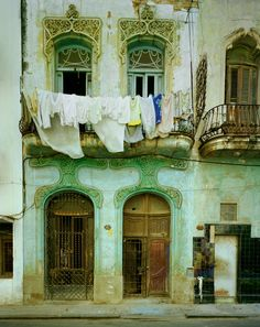 Interior Dialogues: Michael Eastman's Havana series on display at the Michael Hoppen Gallery from 12 February. www.aestheticamagazine.com