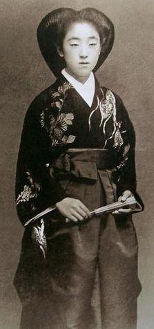 Princess Nagako, Empress Kojun of Japan
