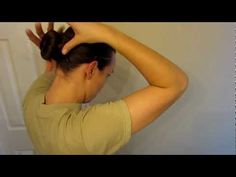 If you're a female heading to Air Force BMT you may be worrying about how to do your hair. Follow along with this video for a how-to on creating a sock bun that will pass MTI inspection!
