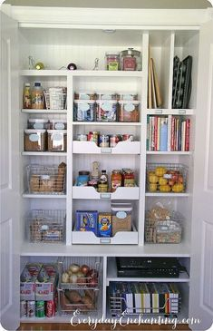 You will love these 20 incredible small pantry organization ideas and makeovers - chock full of helpful tips and beautiful inspiration so you can organize your small pantry today..... https://showerzoom.com/liba-mildew-anti-bacterial-shower-curtain/