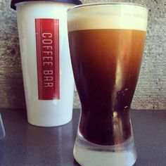 Nitro coffee is the next big coffee trend.
