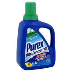 Purex laundry soap
