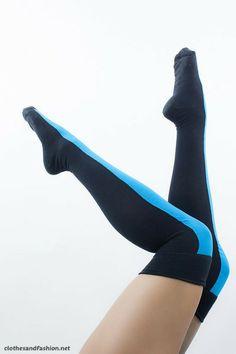 Thigh high socks  www.clothesandfashion.net