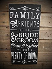 Free Printable Wedding Download: Pick A Seat Sign ...