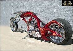custom german bike