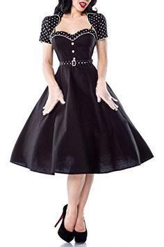 Robe style rockabilly années 50 avec boléro c502795 et ceinture -  - FR:46 Chic Star http://www.amazon.fr/dp/B00S3NTWRS/ref=cm_sw_r_pi_dp_3HPlwb0P7N9SH