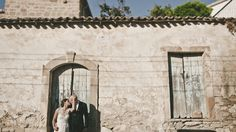 Raea + Alex's Wedding in Stop-Motion | Tochni, Cyprus from Bayly & Moore