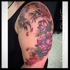 Michael Duke: Fine Tattoo Work