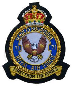 RAF 71 Eagle Squadron