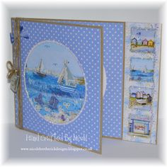 Crafters Companion Halcyon Days CD rom Halcyon Days, Crafters Companion, Bunting, Cardmaking, Paper Crafts, Crafty, Cards, Inspiration, Beach