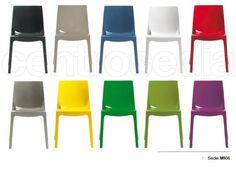 Sedie In Polipropilene Colorate.21 Fantastiche Immagini Su Sedie Polipropilene Design Design