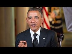 Weekly Address: Working When Congress Won't Act Thank You President Obama for all of the Good Work you do for America