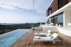 Mountainside Mallorca home showcases mesmerizing sea views