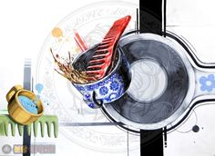 2015 성신여대 수시합격생 기초디자인 재현작 보기!!! 미금역 클릭전원 분당미술학원 : 네이버 블로그