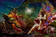 dragon artwork | Fantasy Dragon Art