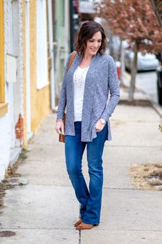 cd7139ed111 How to Wear Cardigans Without Looking Frumpy  FightTheFrump