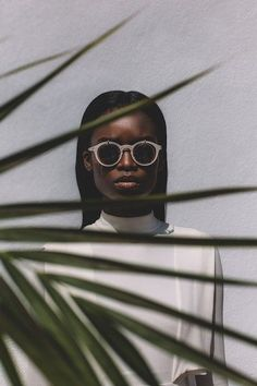 Maria Borges by Iga Drobisz for Stern Magazine http://www.thesterlingsilver.com/product/ted-baker-sunglasses-womens-charlotte-sunglasses-black-blackcamel-one-size/