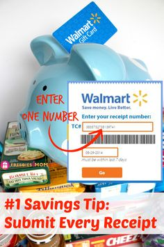 Easiest way to get MONEY BACK after you shop at @walmart? Submit every receipt to Walmart #SavingsCatcher and you'll score the sale prices from other stores too!  TRY IT:  http://freebies4mom.com/savingscatcher  #ad